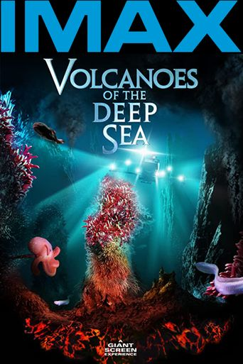 Volcanoes of the Deep Sea Poster