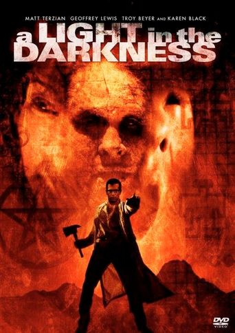 A Light in the Darkness Poster
