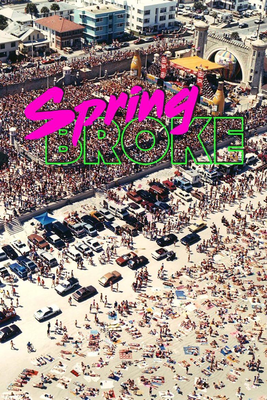 Spring Broke Poster