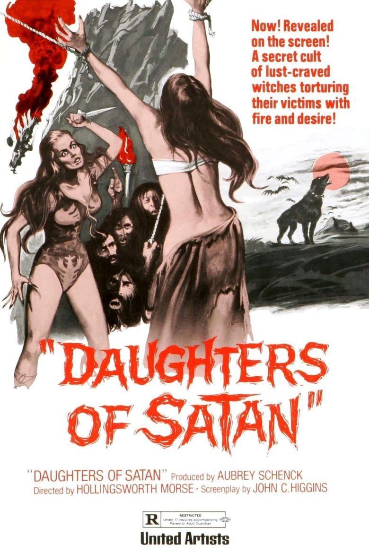 Daughters of Satan Poster
