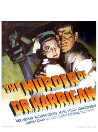 The Murder of Dr. Harrigan Poster