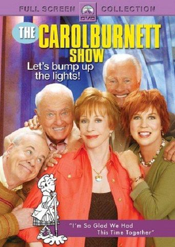 The Carol Burnett Show: Let's Bump Up the Lights Poster