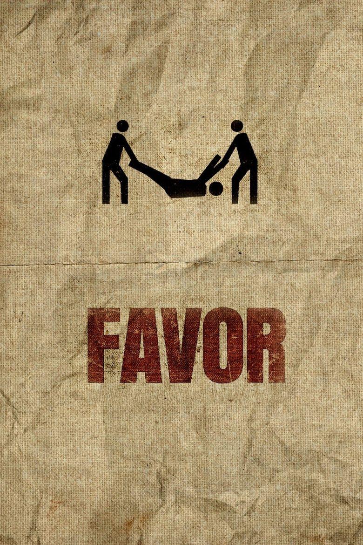 Favor Poster