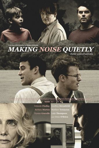 Making Noise Quietly Poster