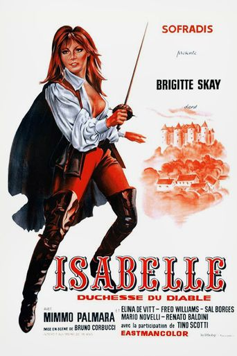 Isabella, Duchess of the Devils Poster