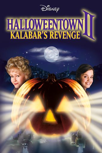 Watch Halloweentown II: Kalabar's Revenge