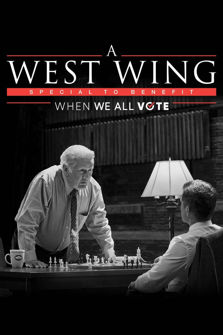 A West Wing Special to Benefit When We All Vote Poster