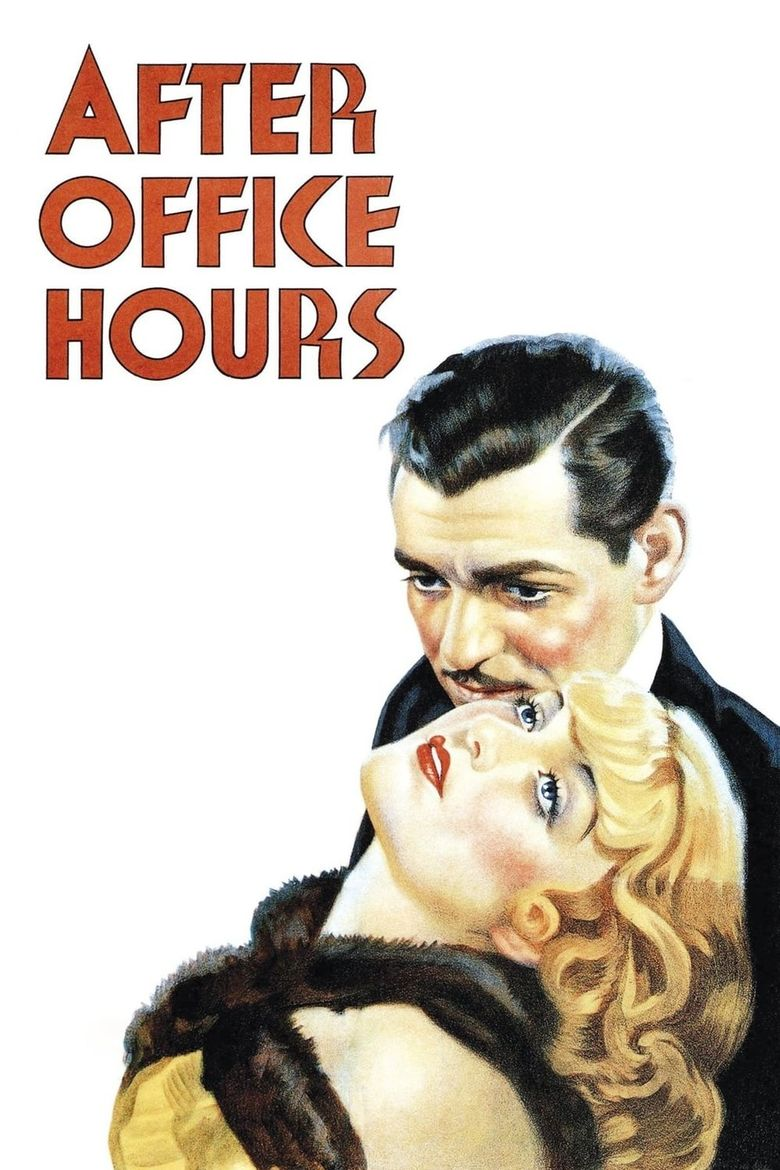 After Office Hours Poster