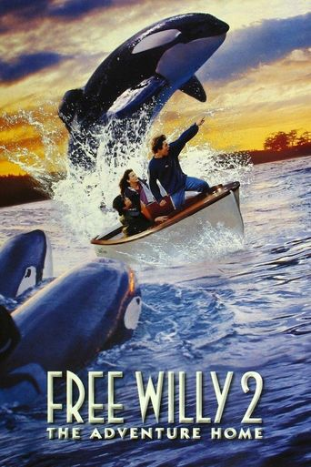 Watch Free Willy 2 - The Adventure Home