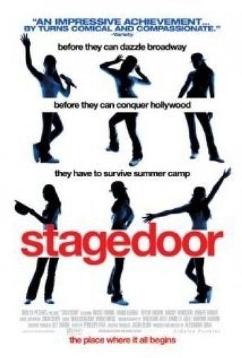 Stagedoor Poster