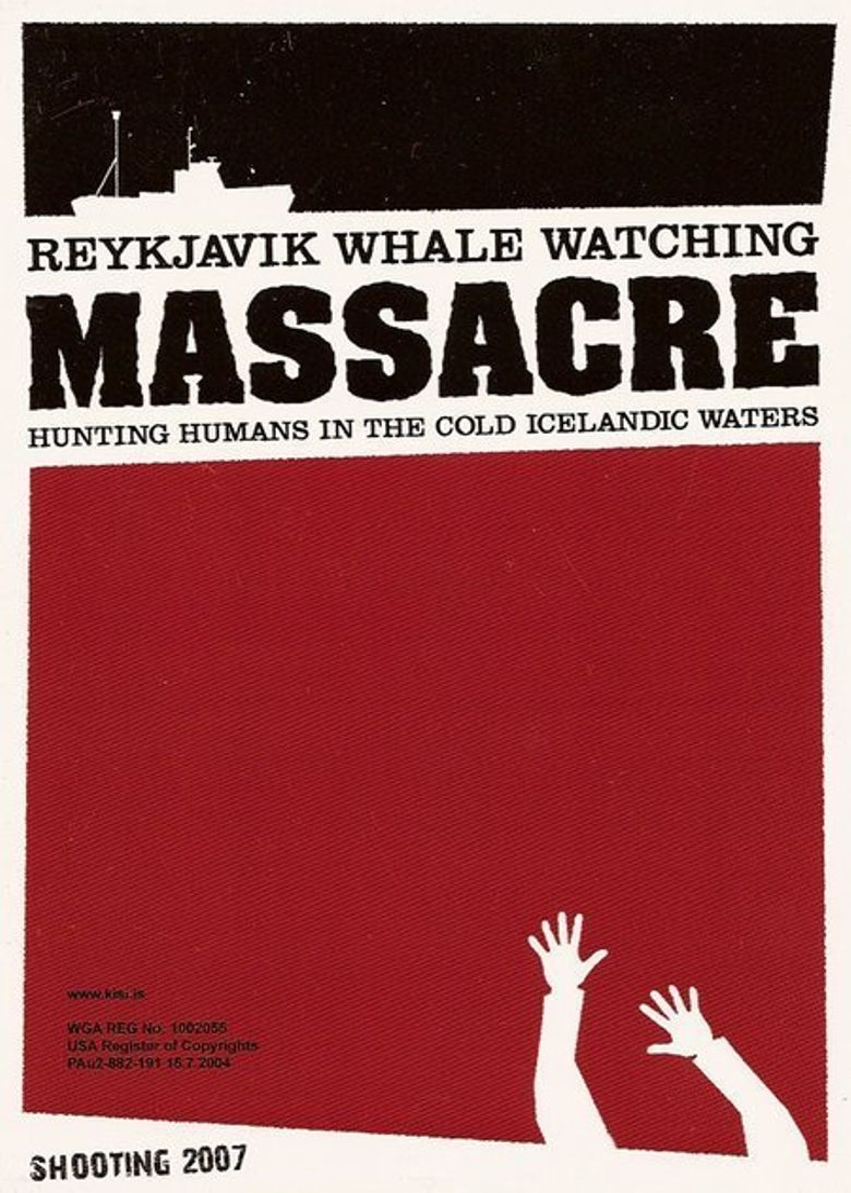 Reykjavik Whale Watching Massacre Poster