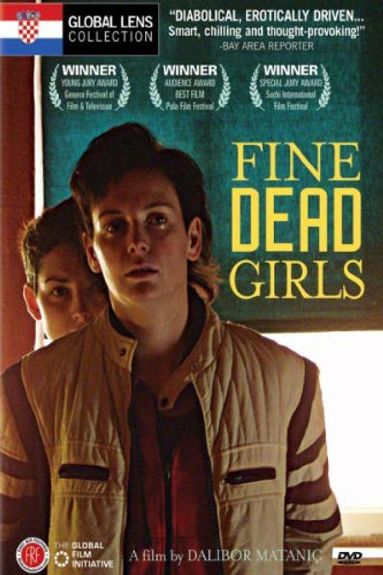 Fine Dead Girls Poster