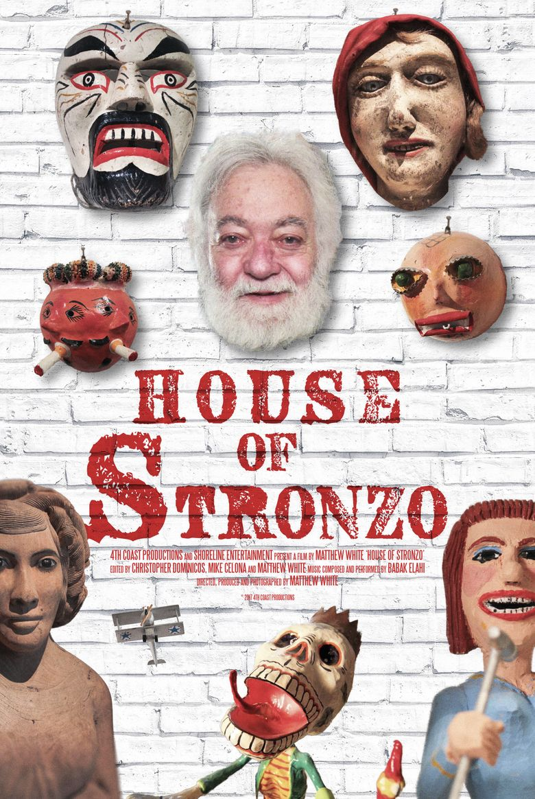 House of Stronzo Poster
