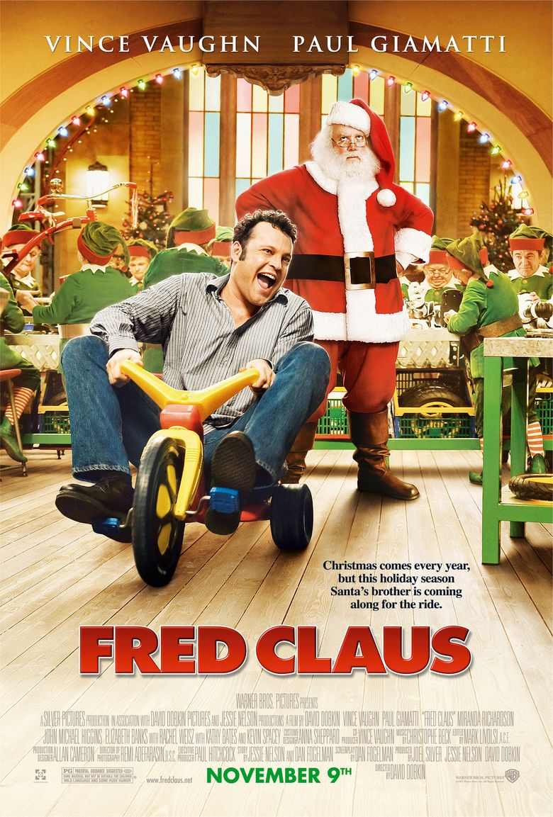 Watch Fred Claus