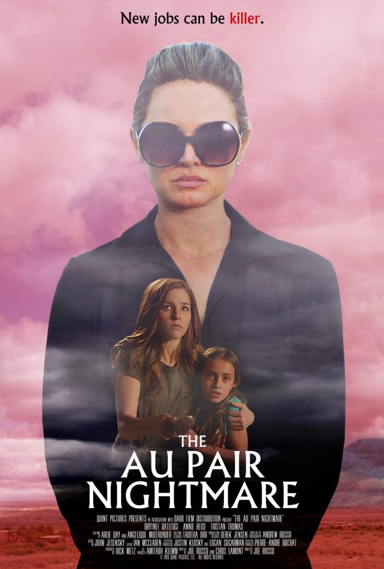 The Au Pair Nightmare Poster