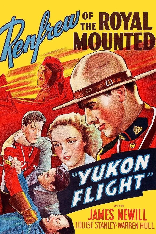 Yukon Flight Poster