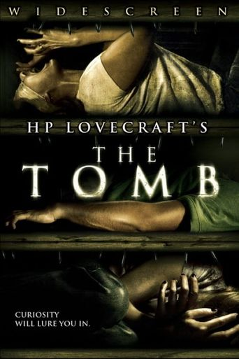 H.P. Lovecraft's The Tomb Poster