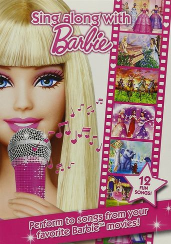 Sing Along with Barbie Poster
