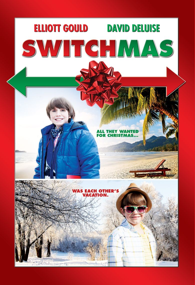 switchmas poster - All I Want For Christmas Imdb