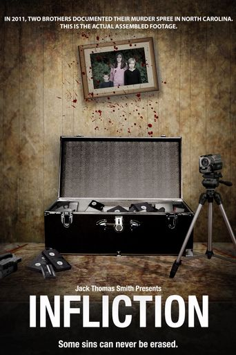 Infliction Poster