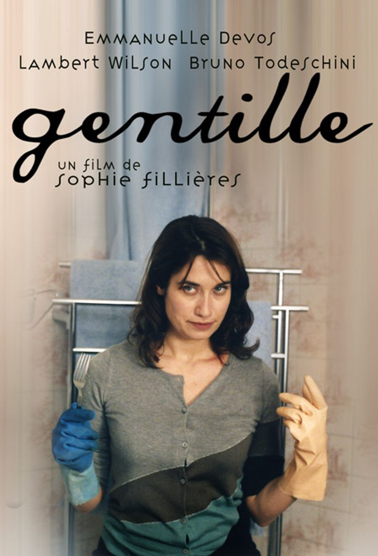 Gentille Poster
