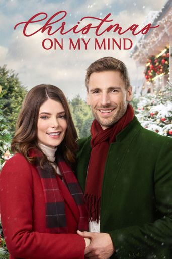 Christmas On My Mind Poster