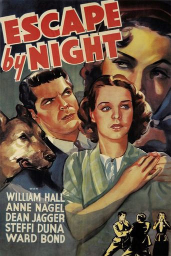 Escape by Night Poster