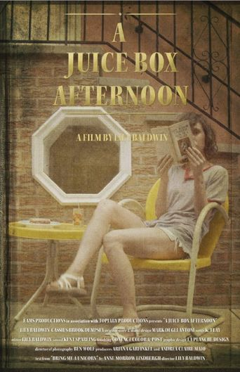 A Juice Box Afternoon Poster