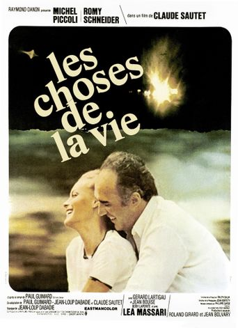 The Things of Life Poster