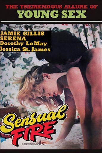 Sensual Fire Poster