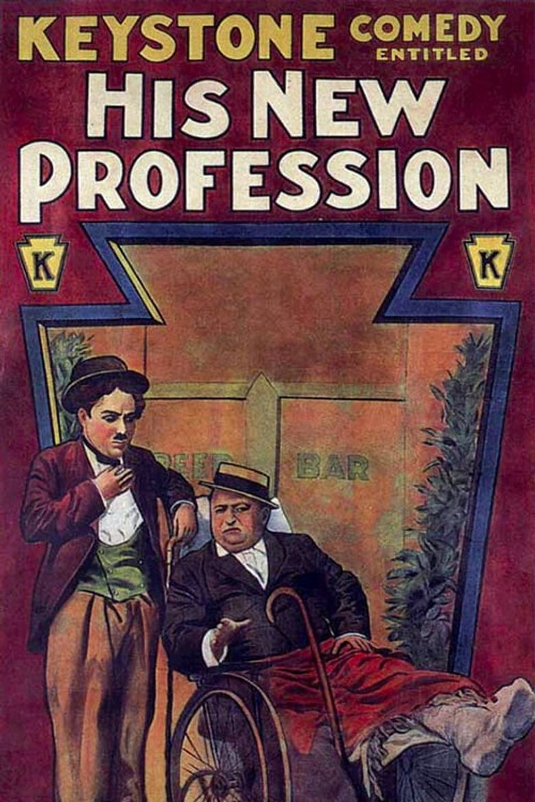 His New Profession Poster