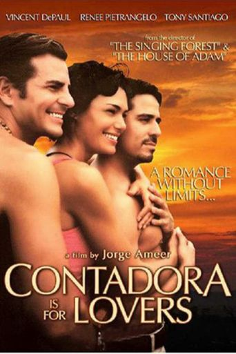 Contadora is for lovers Poster