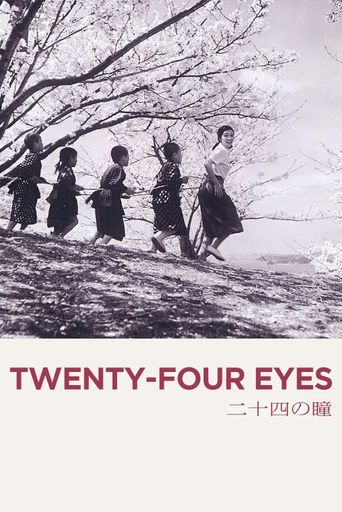Twenty-Four Eyes Poster