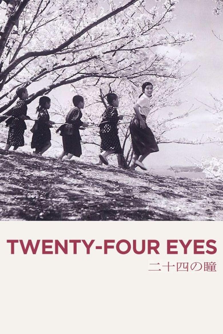 Twenty-Four Eyes Poster