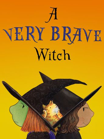 A Very Brave Witch Poster