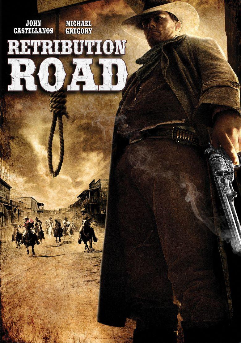 Retribution Road Poster