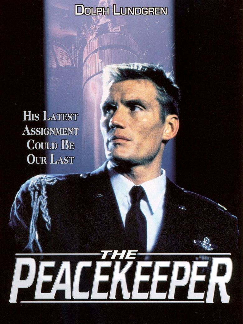 The Peacekeeper Poster