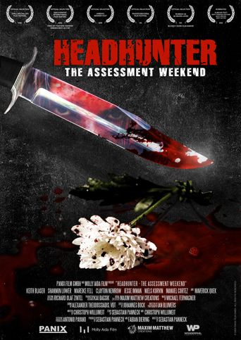 Headhunter: The Assessment Weekend Poster