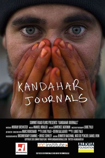 Kandahar Journals Poster