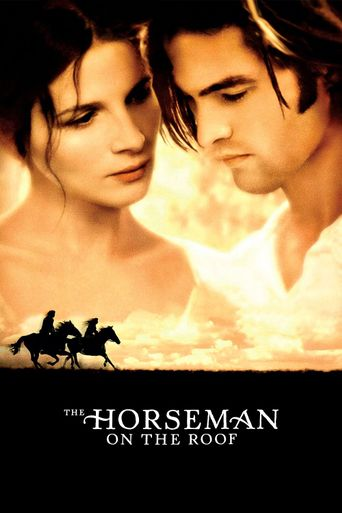 The Horseman on the Roof Poster