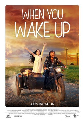 When You Wake Up Poster