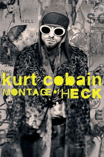 Watch Cobain: Montage of Heck