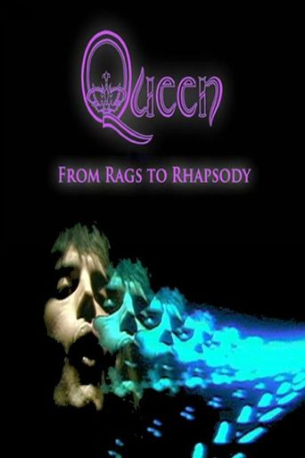 Queen: From Rags to Rhapsody Poster