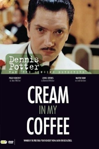 Cream in My Coffee Poster