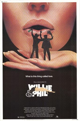 Willie and Phil Poster