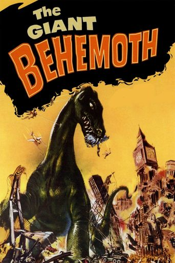 The Giant Behemoth Poster