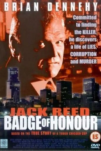 Jack Reed: Badge of Honour Poster