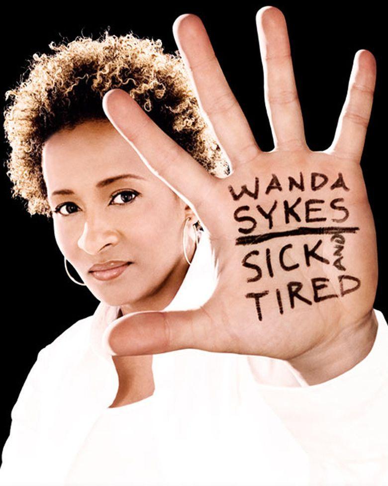 Wanda Sykes: Sick and Tired Poster