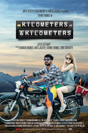 Kilometers and Kilometers Poster