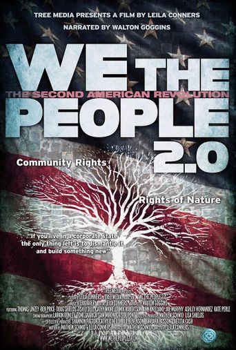 We The People 2.0 Poster